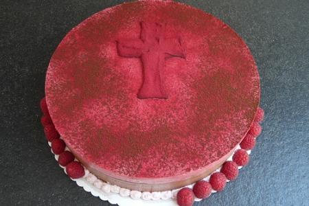 Tortenbär Torte bestellen Konfirmation Friedberg.JPG