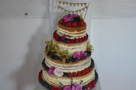 Tortenbär Hochzeit Torte bestellen Bad Nauheim Deus .JPG