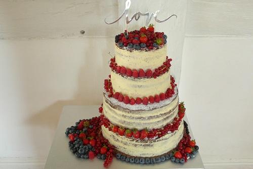 4 Stockige Hochzeitstorte Vintage Style Tortenbar