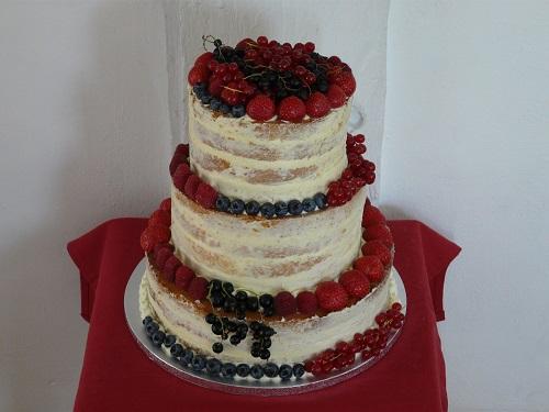 3 Stockige Hochzeitstorte Vintage Style Tortenbar